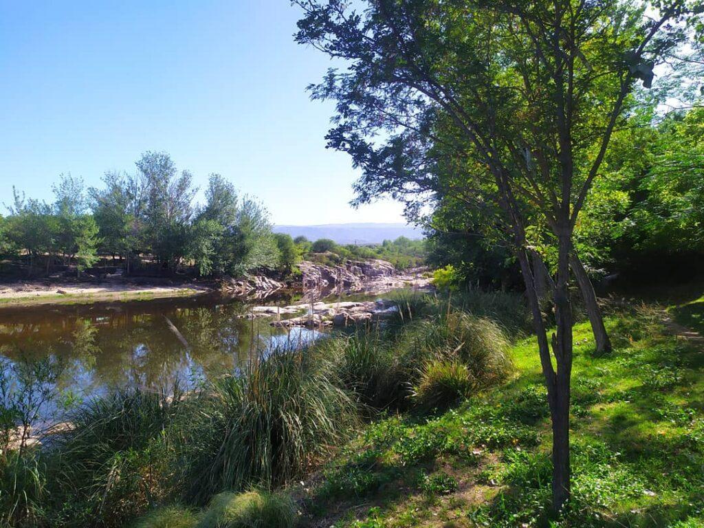 camping los rios mina clavero cordoba